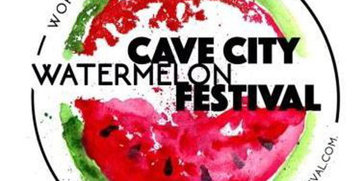 Entertainment announced for Cave City Watermelon Festival