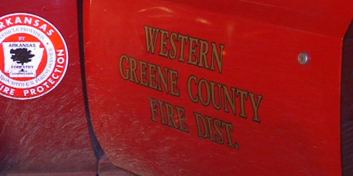 Western Greene Co. Fire Department awarded grant