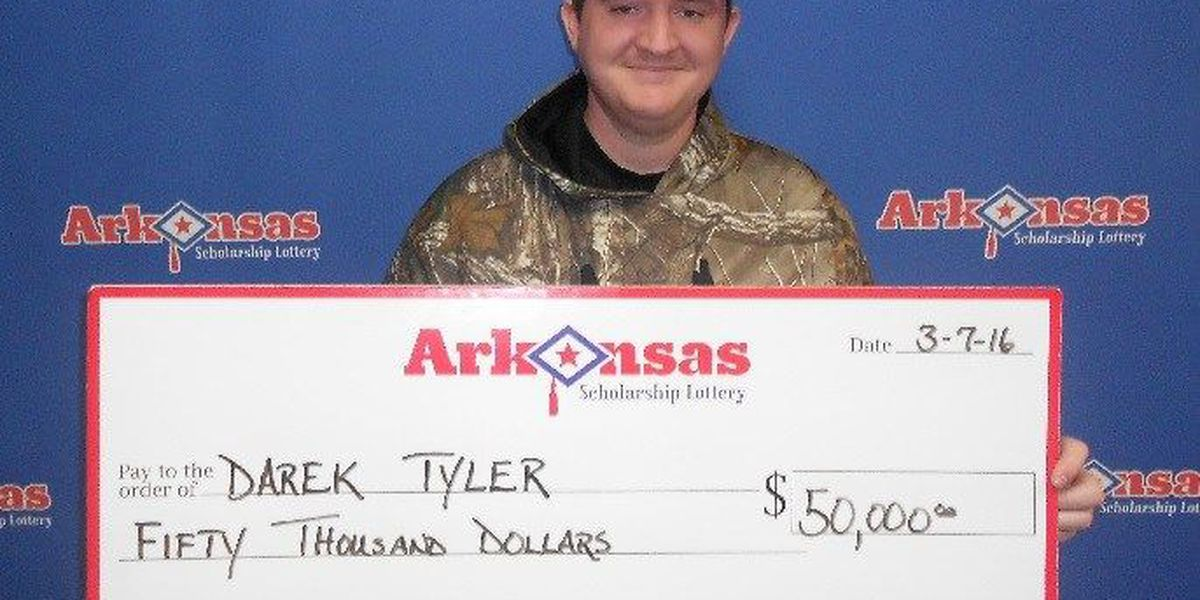 Lottery winner will use prize to help others