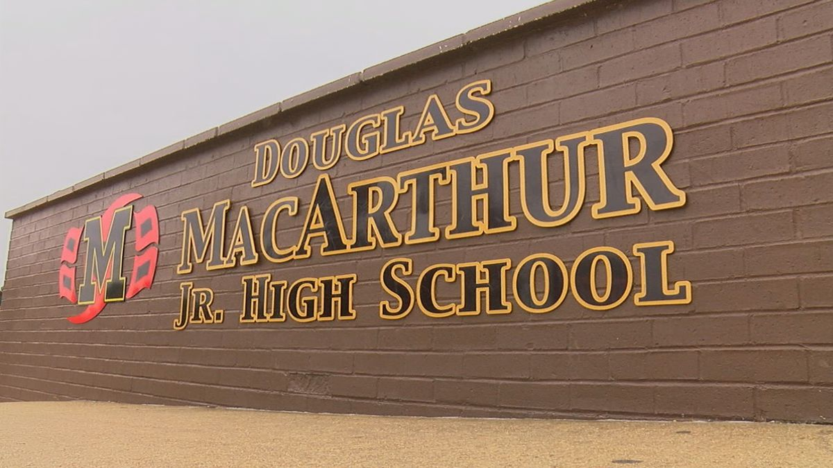 MacArthur Junior High School leaves the classroom, begins remote learning only