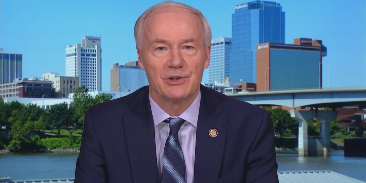 Gov. Hutchinson declares 'State of Emergency'