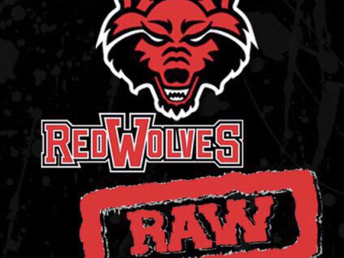 RED WOLVES RAW: Football after second team scrimmage