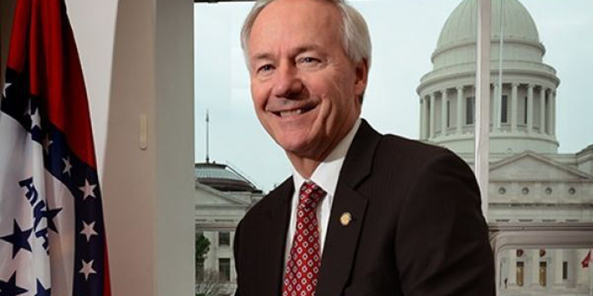 Arkansas governor announces taskforce to combat violence