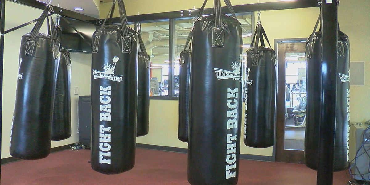 Rock Steady Boxing gives Parkinson's patients a fighting chance