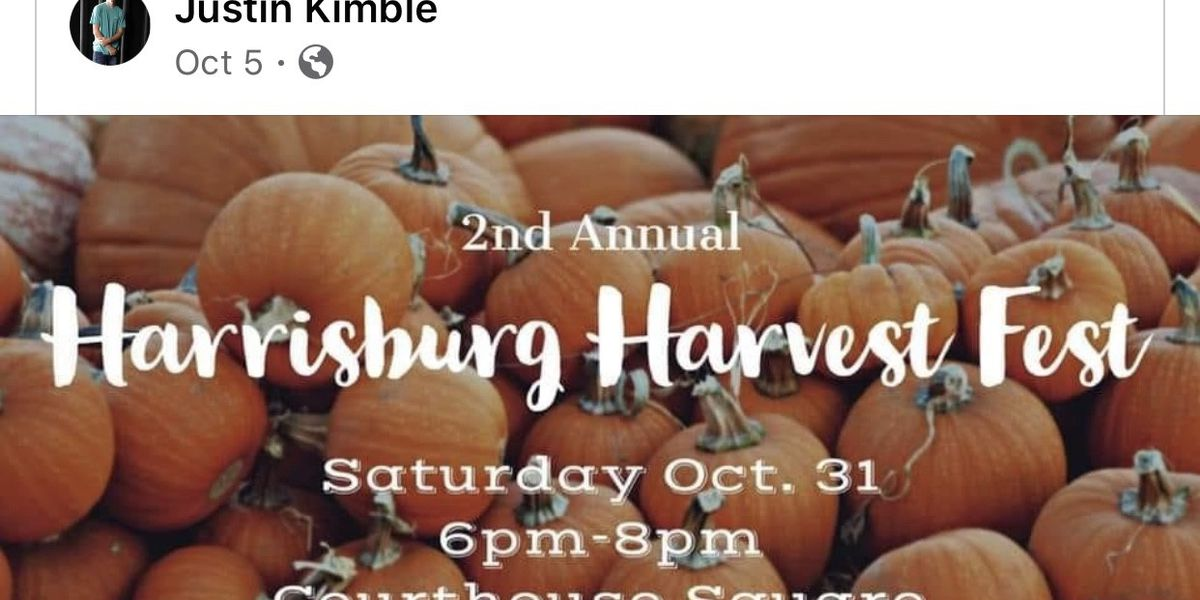 Despite flyer, masks required for Harrisburg Harvest Festival