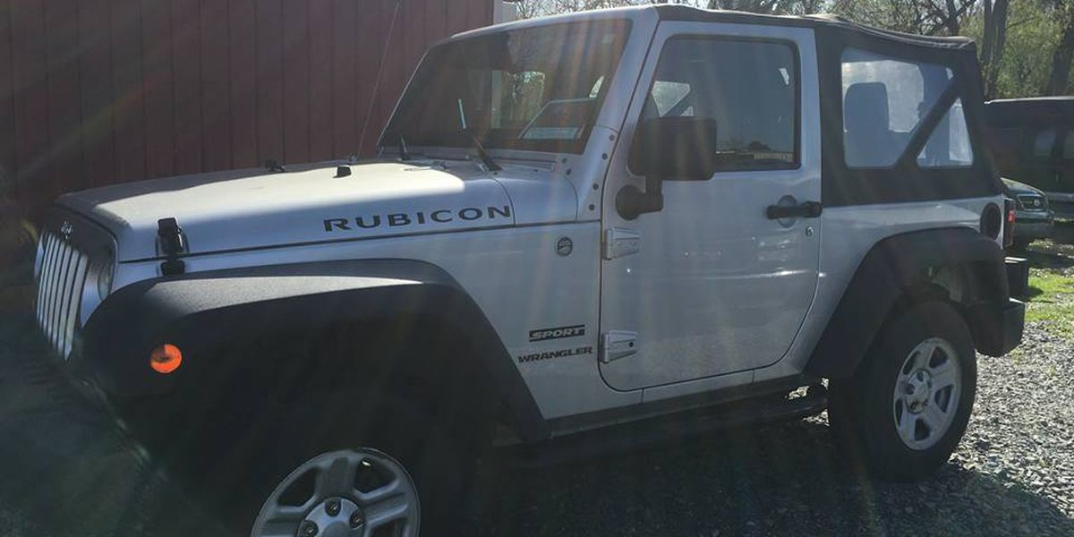 Police ask for help locating stolen car