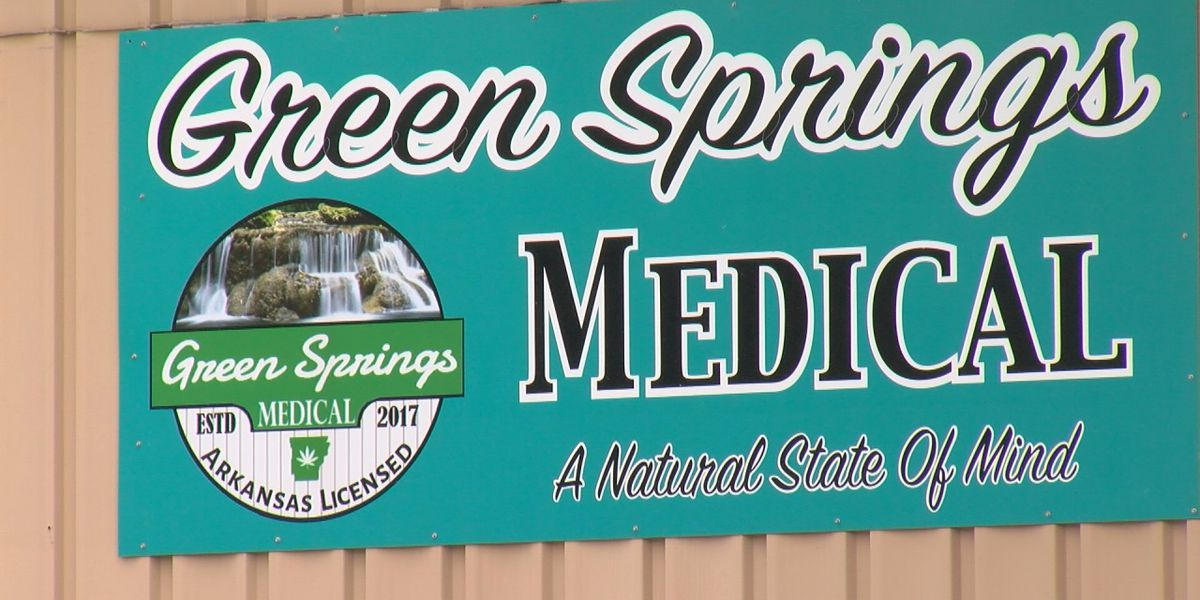 Hot Springs medical marijuana business looking to open Monday at 10 a.m.