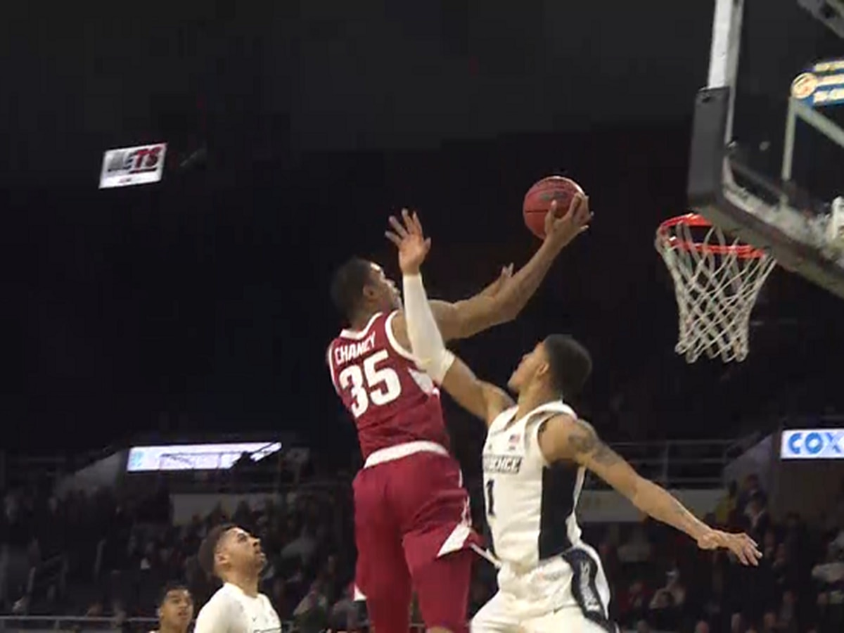 Arkansas beats Providence to advance to NIT 2nd Round