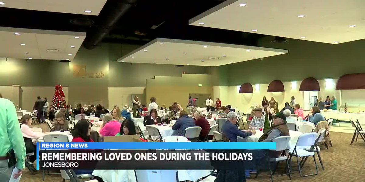 Event held to remember family during holidays