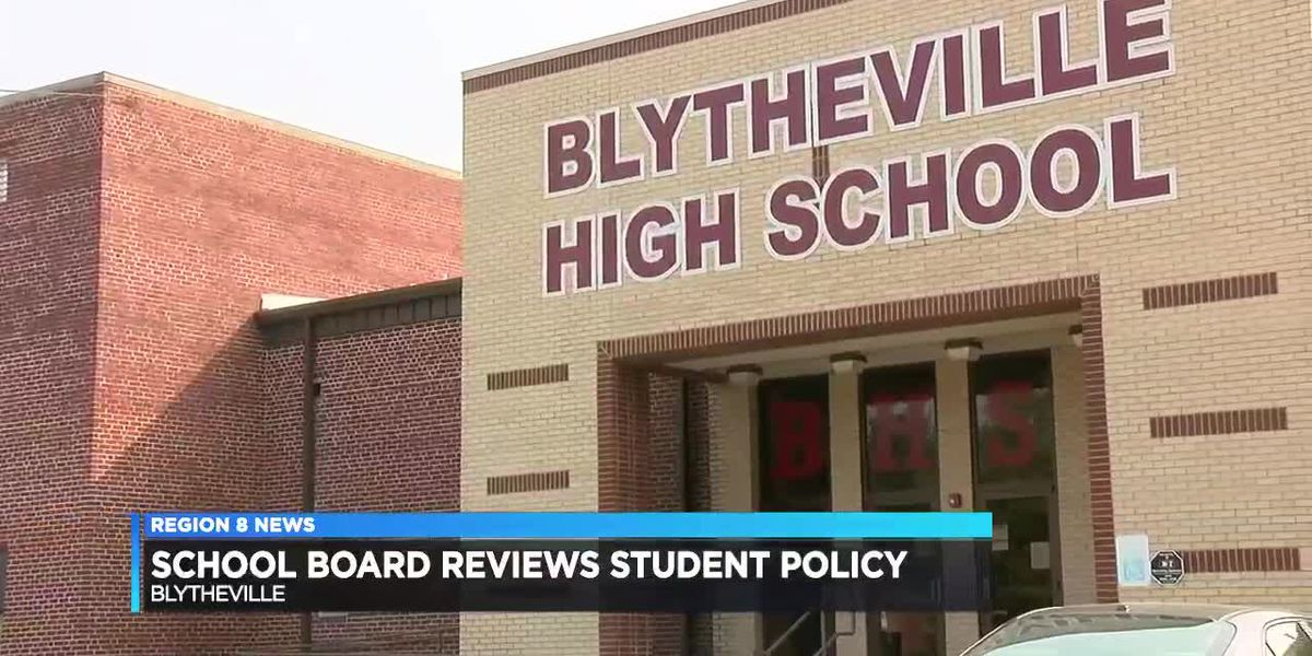 Blytheville School Board reviews policy for students accused of violent crimes