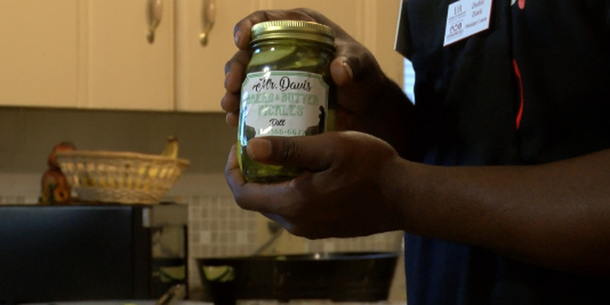 Blytheville man turns pickling passion into business