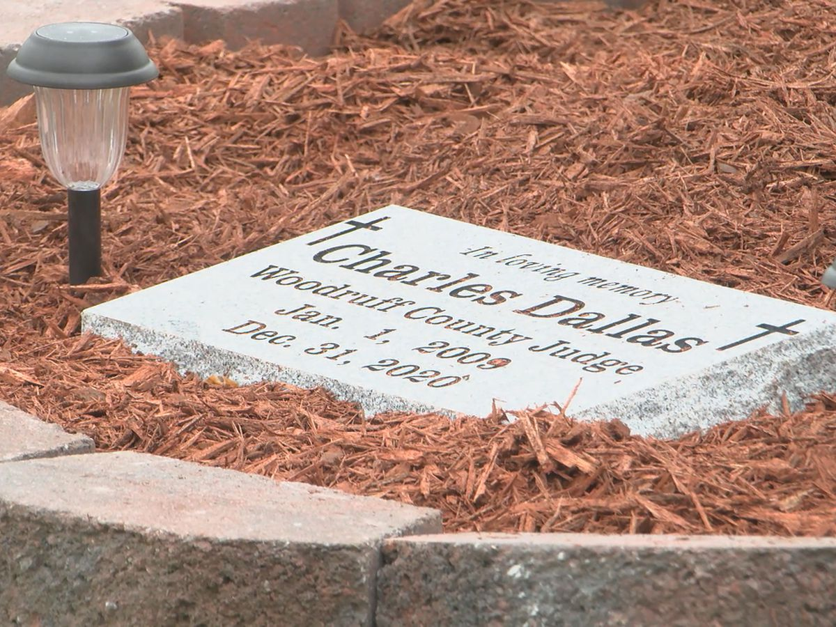Citizens raise questions after county judge's memorial is moved