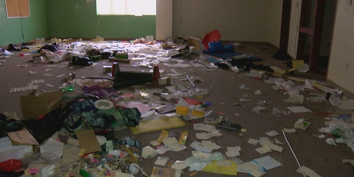 Gym vandalized twice, investigation underway
