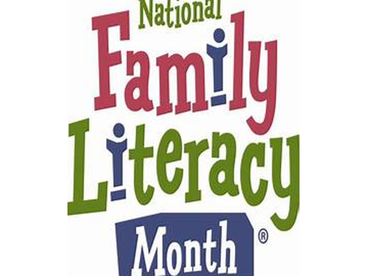 JPS embraces National Family Literacy Month