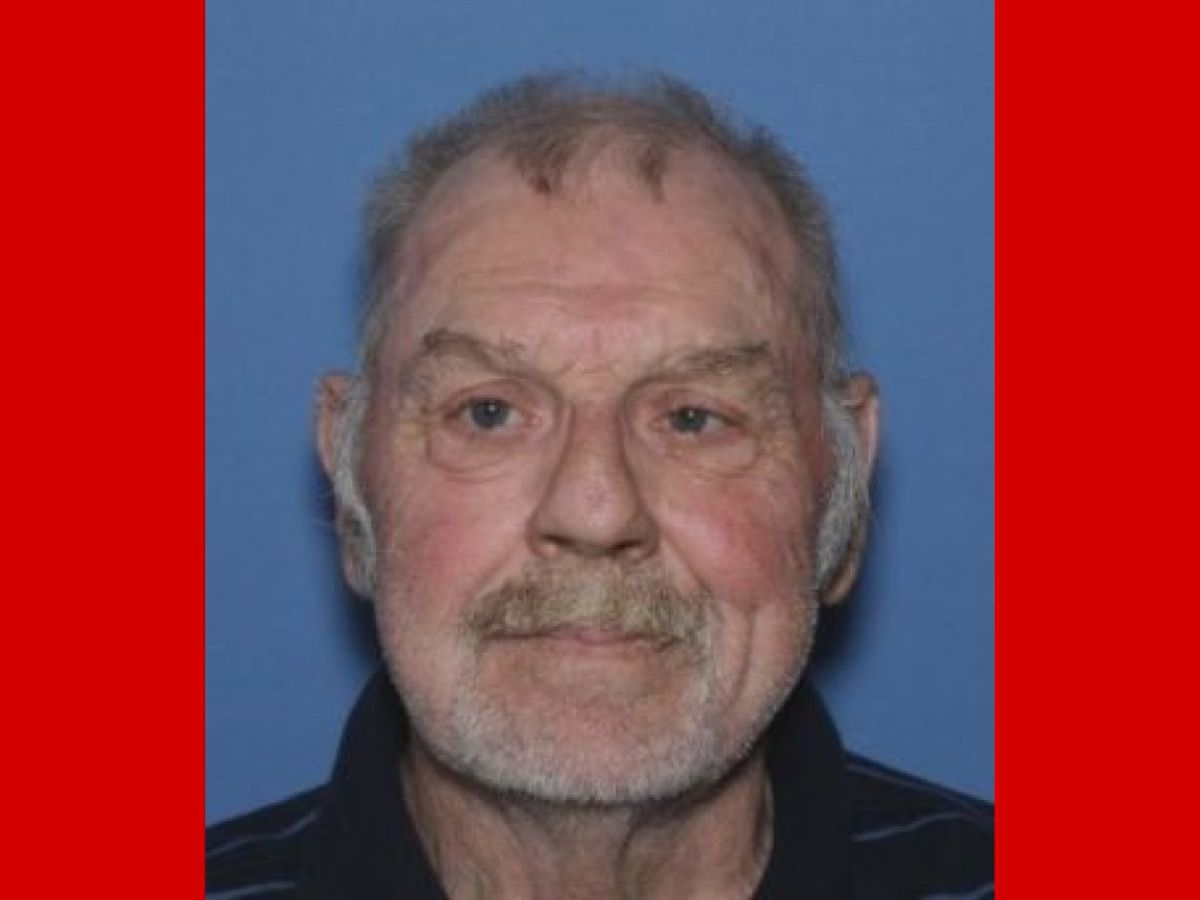 Silver Alert issued for missing Portia man