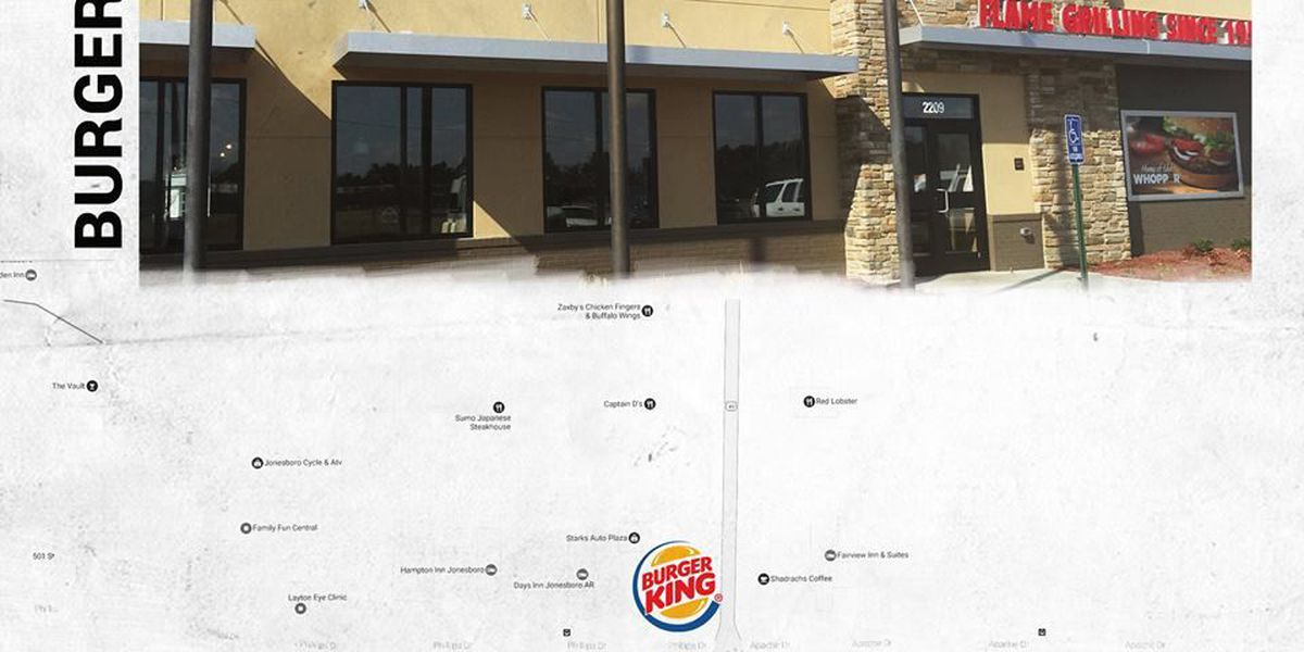 Have it your way: Jonesboro is getting another BK