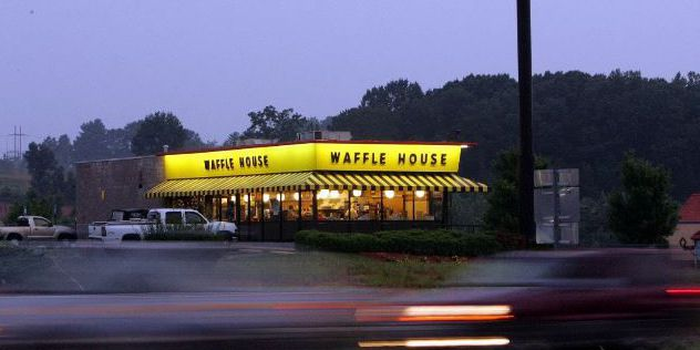 Famous for staying open during natural disasters, Waffle House closes 21 restaurants