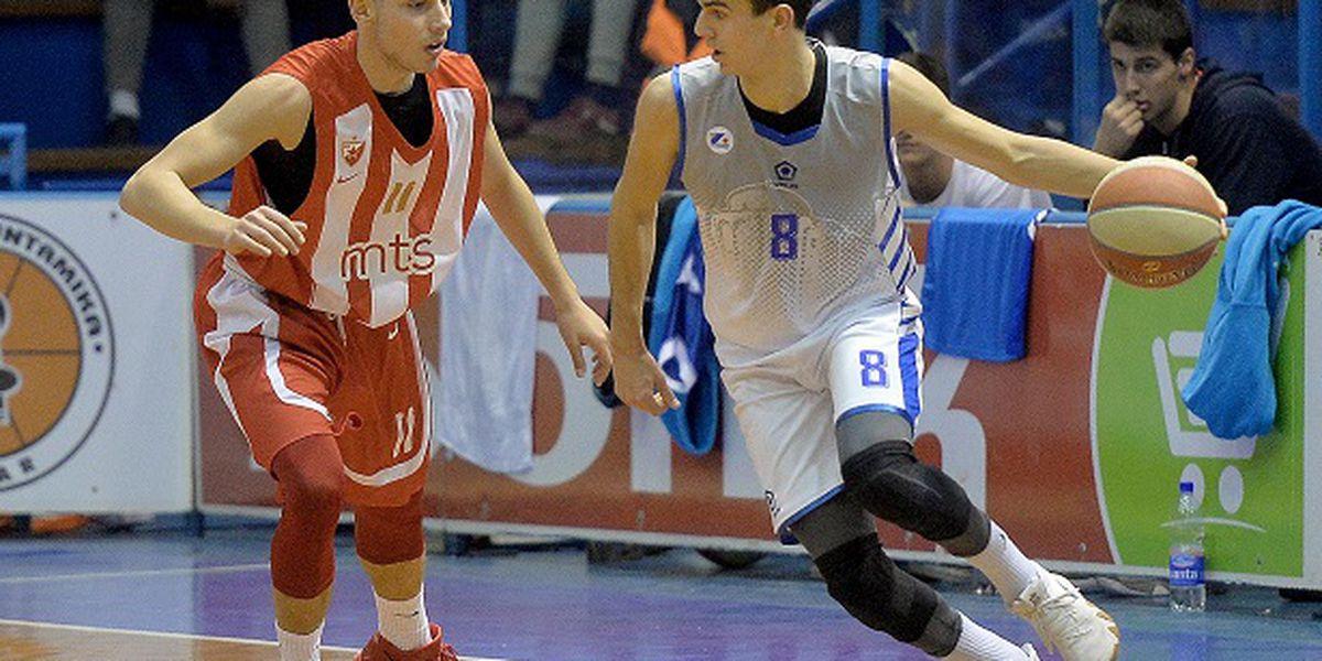 Arkansas State men's basketball signs Croatia native Mario Fantina