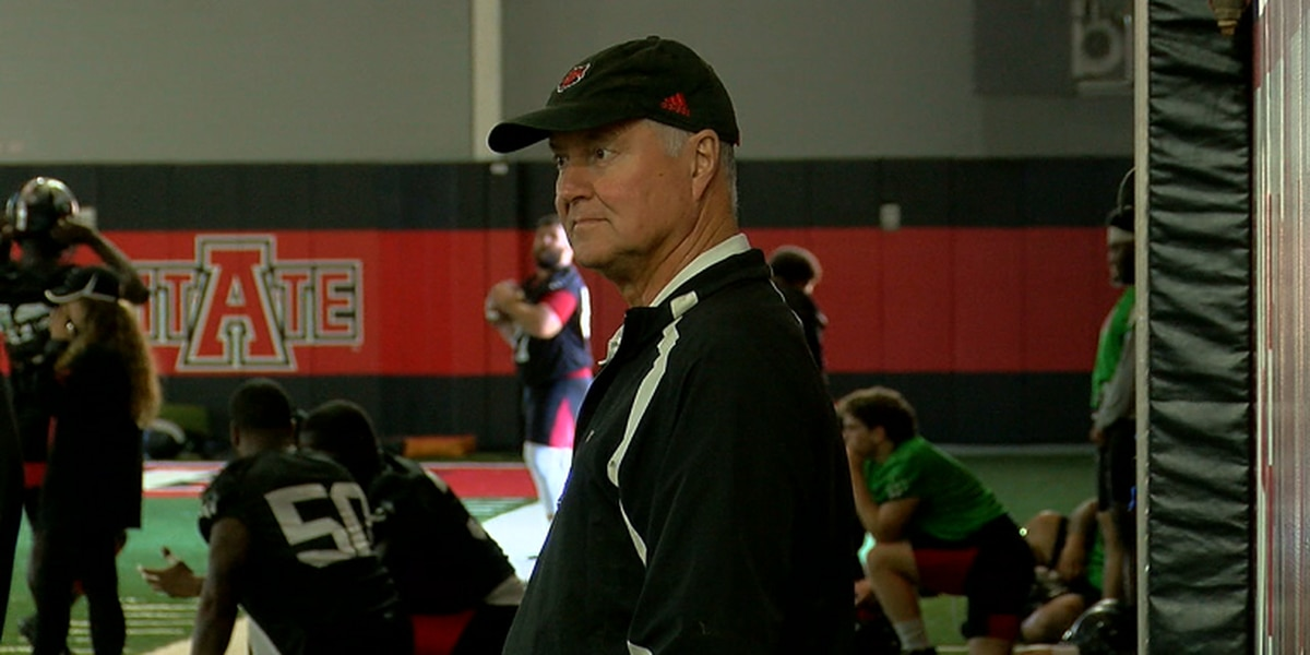 Ron Carroll set to work 500th game with Arkansas State football
