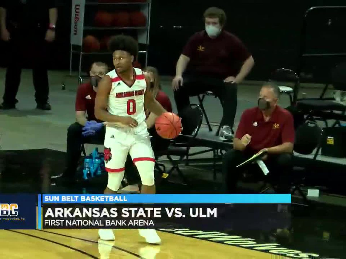 Arkansas State guard Caleb Fields honored by College Sports Madness