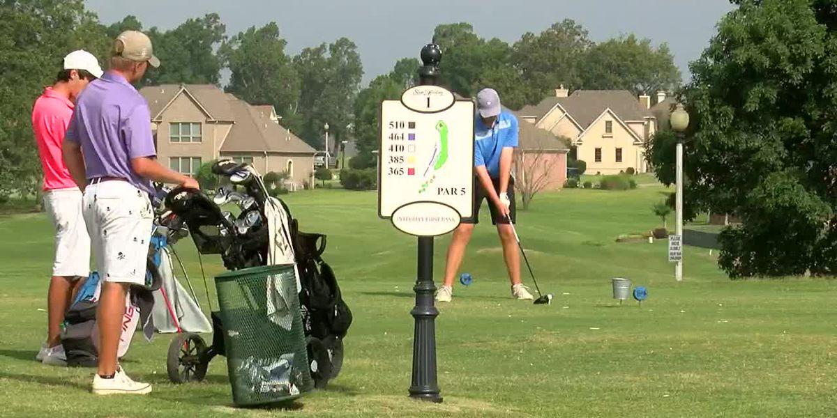 Arkansas PGA Jr. Tour stops by Sage Meadows Wednesday