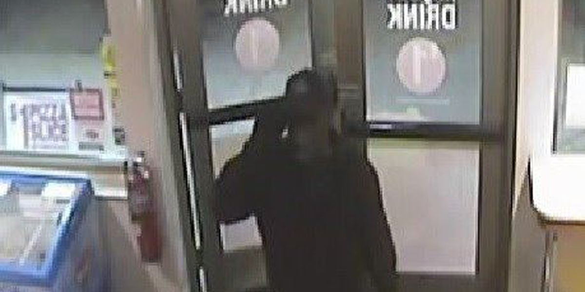 Police release image of armed robbery suspect