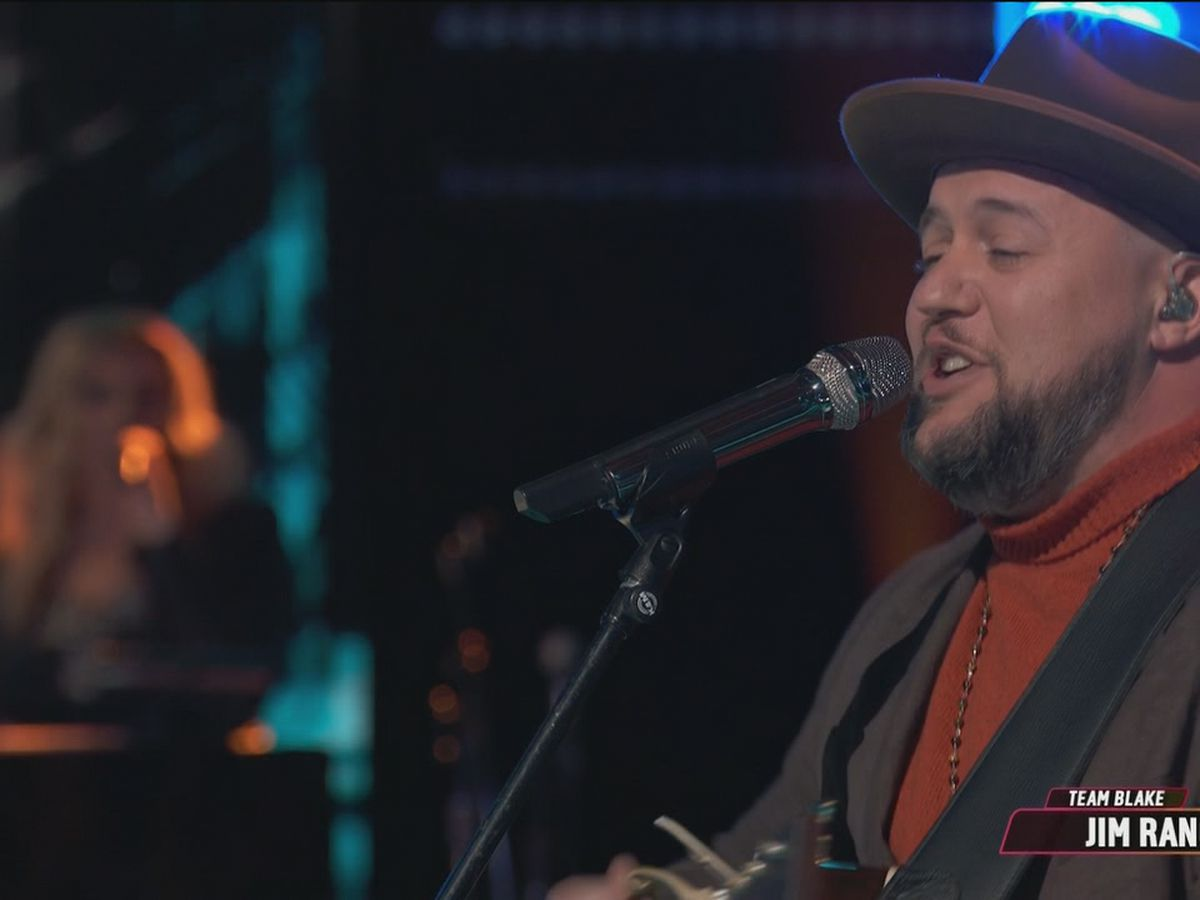 "Newport native competes in ""The Voice"" Top 17"