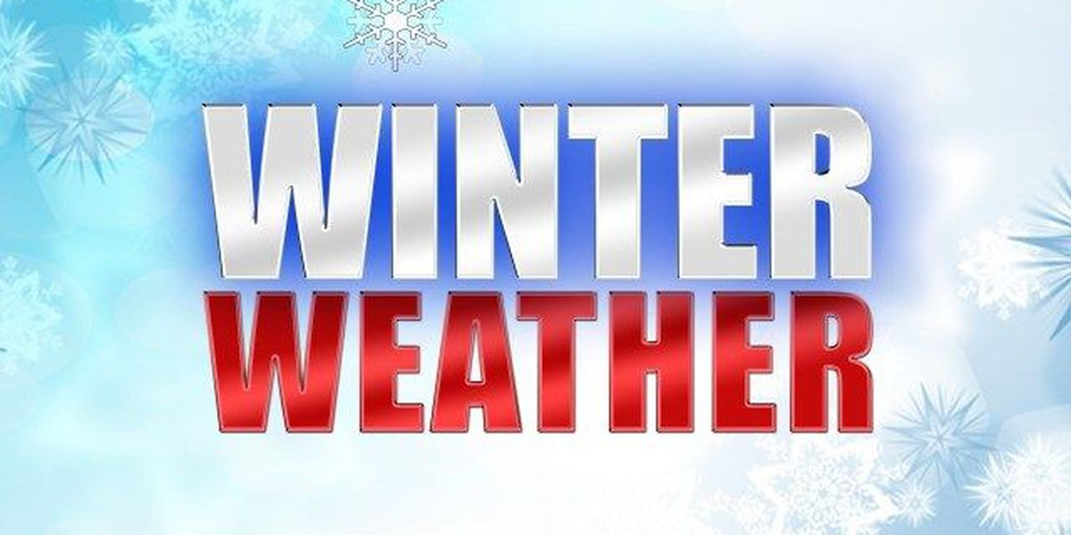 Event cancellations, postponements due to winter weather