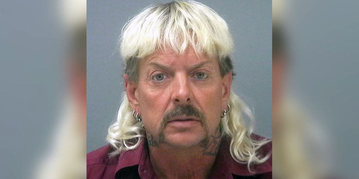 'Tiger King' star Joe Exotic planning to release 'tell-all' memoir