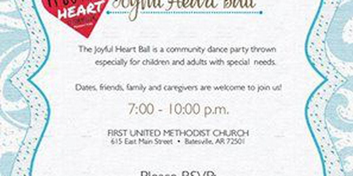 Batesville church host dance for people with special needs