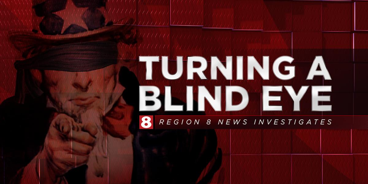 THURSDAY AT 10 - Turning A Blind Eye