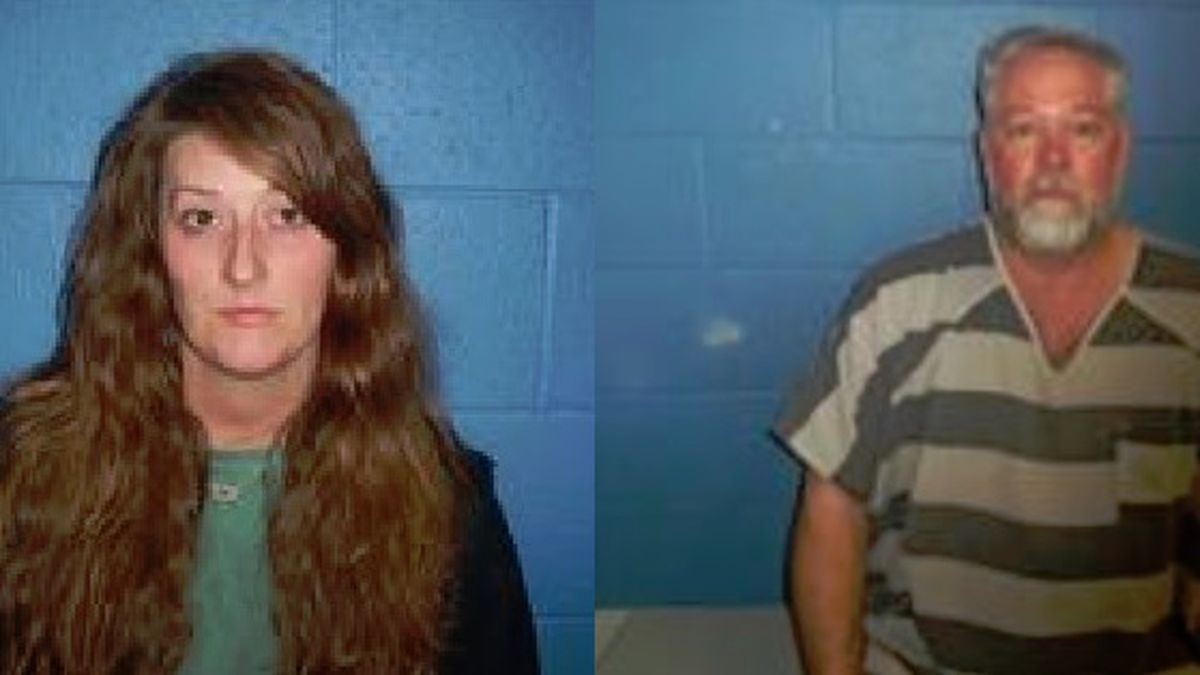 Sheriff: Couple arrested after opening fire on each other