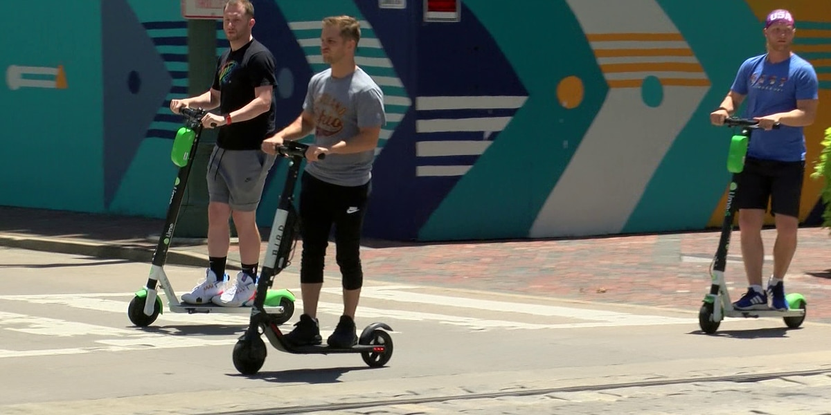 Two more scooter companies to roll out in Memphis this summer