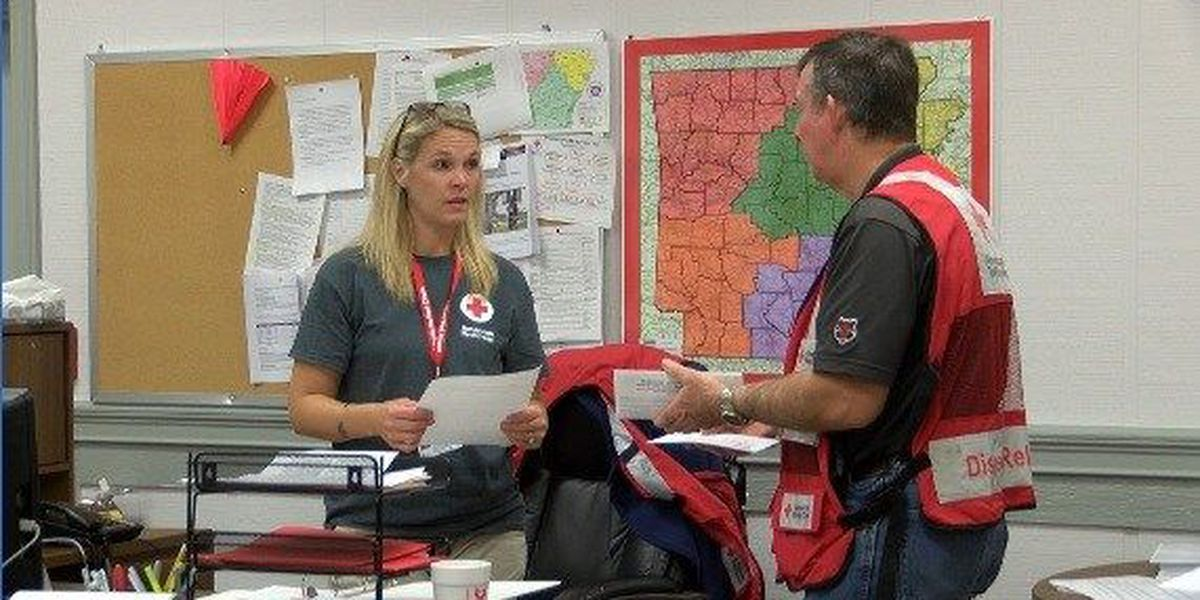 A-State professor heads to South Carolina for disaster relief
