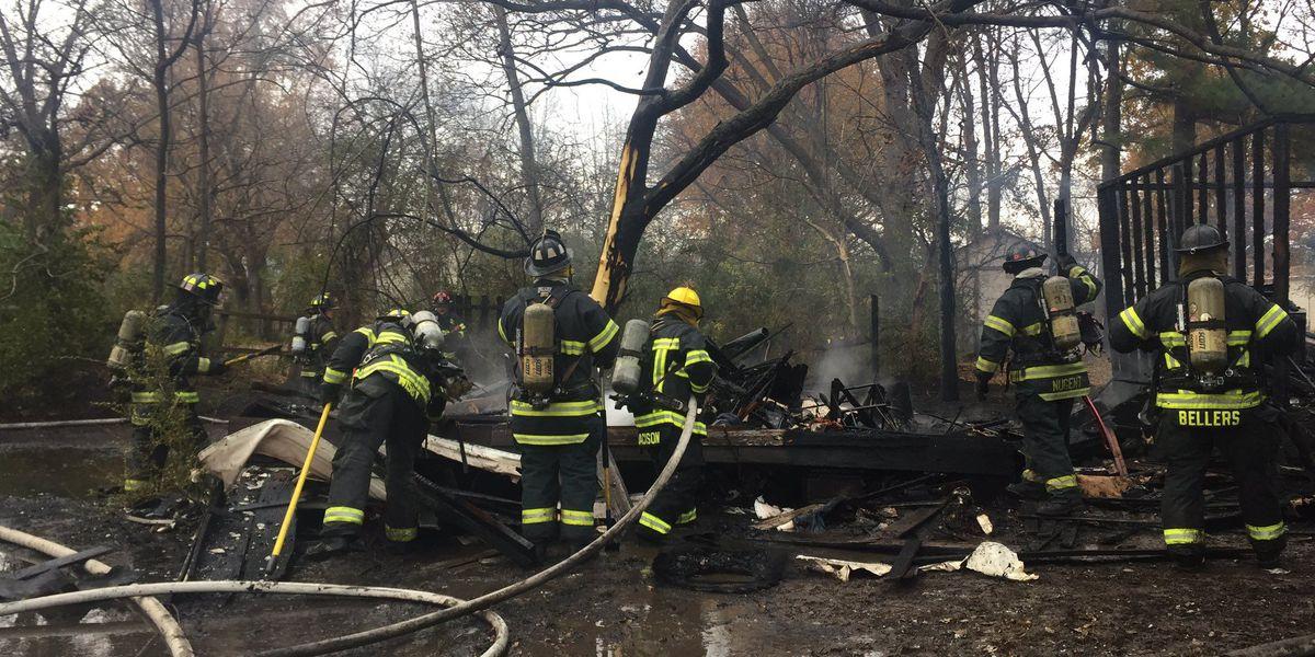 Storage units catch fire in Jonesboro