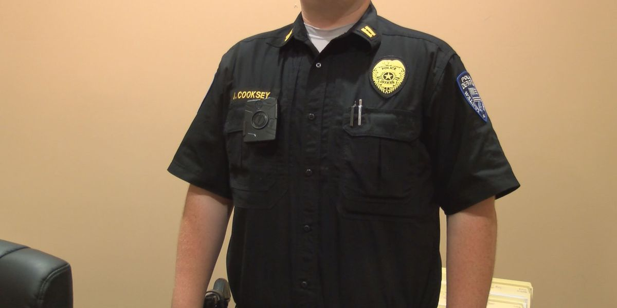 Walnut Ridge police officers receive upgraded uniforms for field work