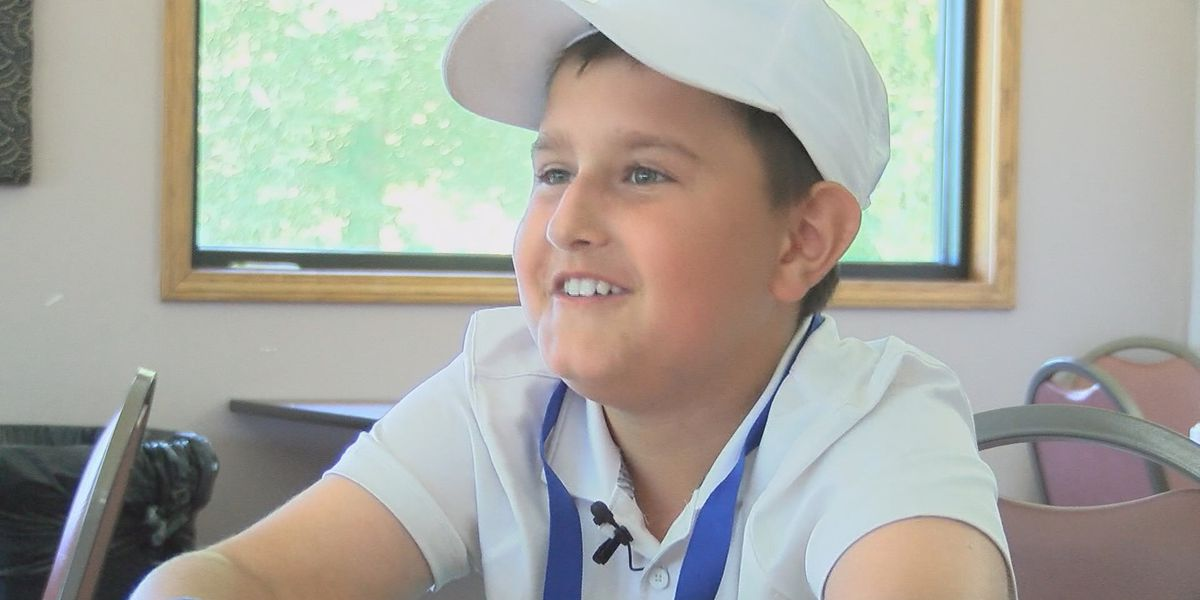 Young Jackson golfer wins tournaments after undergoing heart transplant