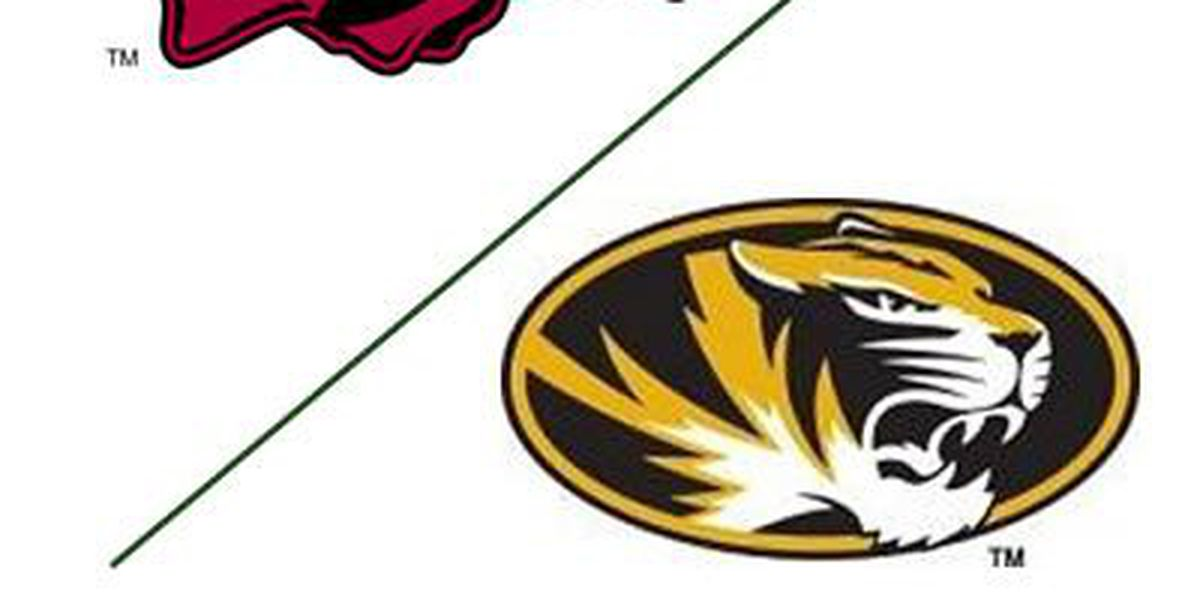Arkansas-Mizzou football game date moved to Nov. 27 for TV