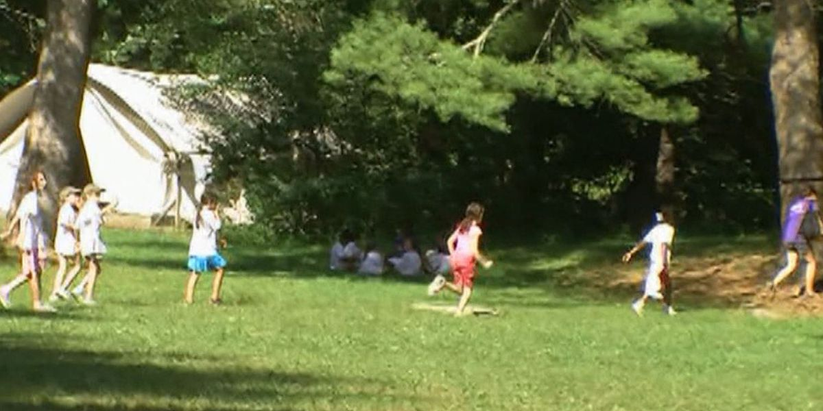 CDC issues new COVID-19 guidelines for summer camps