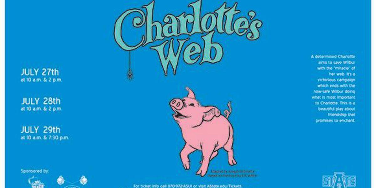 Children's Theatre brings Charlotte's Web to life