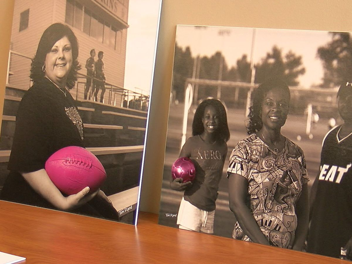 Two Region 8 breast cancer survivors recognized at 'Survivor Hall' reception