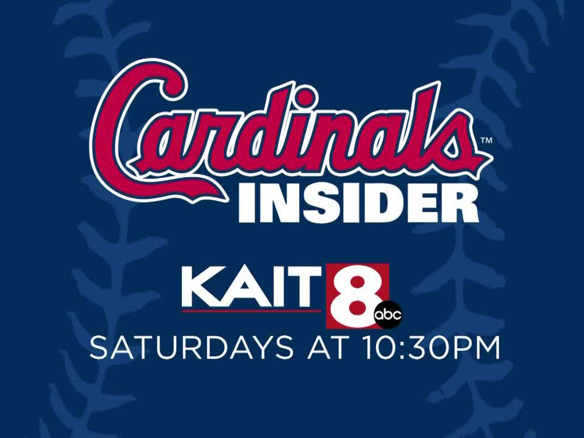 Watch Cardinals Insider every Saturday night on KAIT