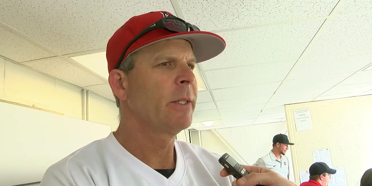 Red Wolves Raw: Tommy Raffo & Casey Vaughan after A-State baseball season finale