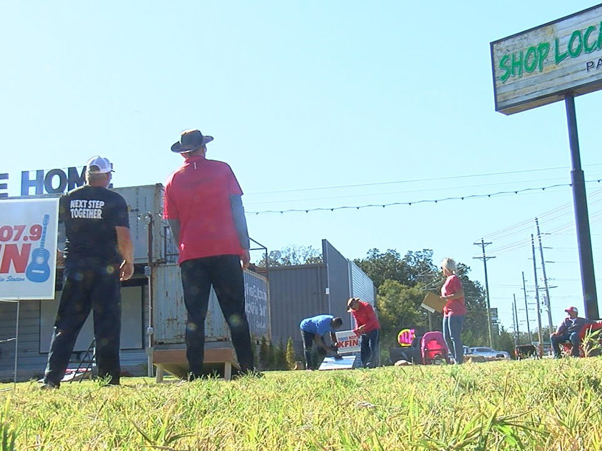 2nd Annual Cornhole Classic and Food Truck Fest brings people to Jonesboro