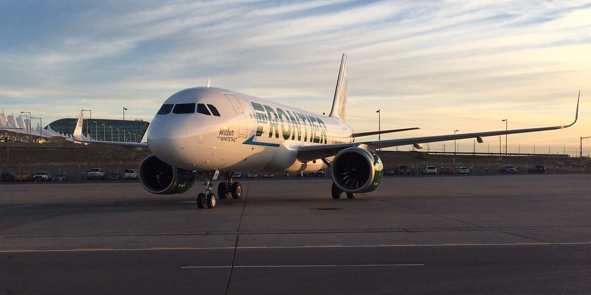 Frontier to offer non-stop flights from Little Rock to Orlando