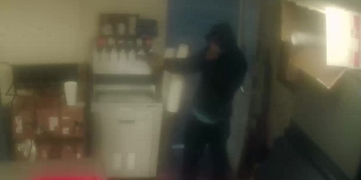 Blytheville police investigate robbery at Kream Kastle