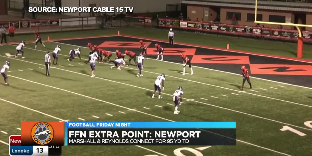 FFN Extra Point: Newport 95 yard TD pass