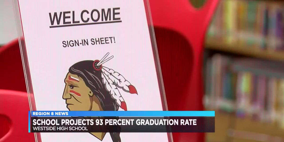 School projects highest graduation rate in years
