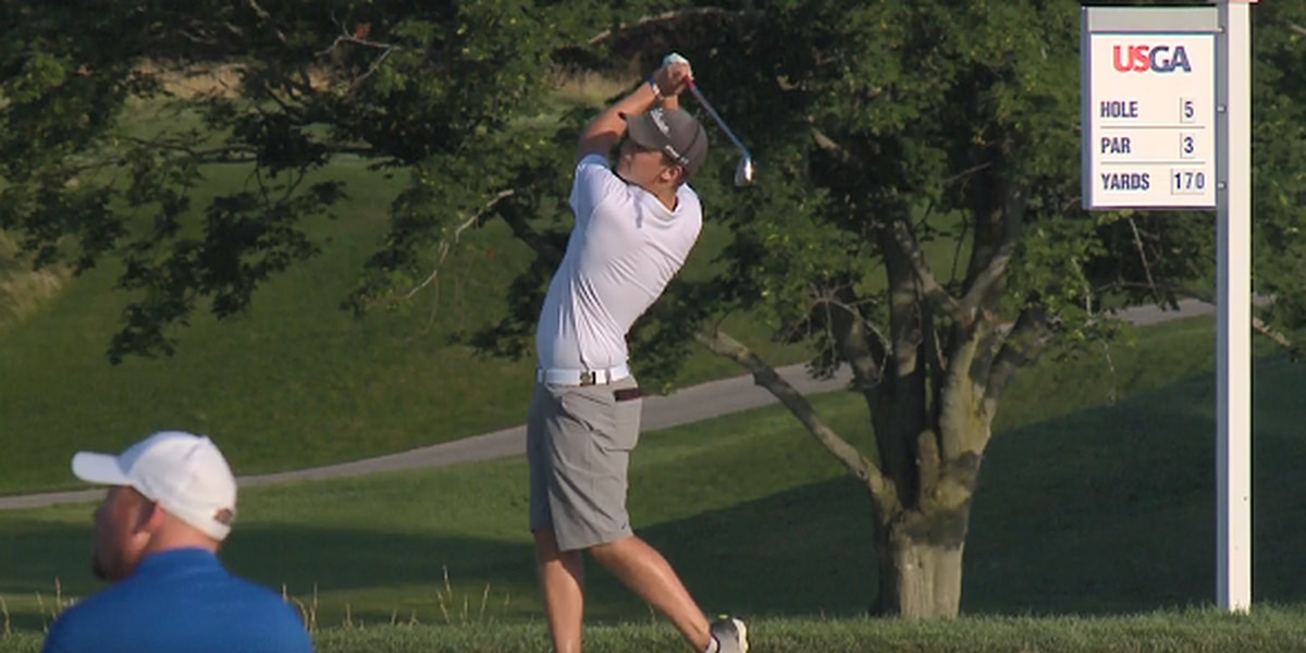 Arkansas State signee Cade Uhlenhake playing in U.S. Junior Amateur