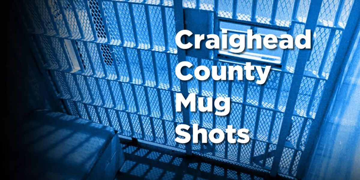 Craighead Co. mug shots, April 21-27